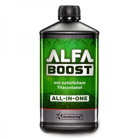ALFA BOOST - 1000ml - Der All-In-One Booster