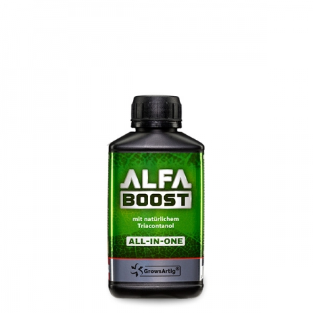 ALFA BOOST - 250ml - Der All-In-One Booster