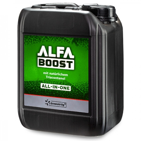 ALFA BOOST - 10L - Der All-In-One Booster