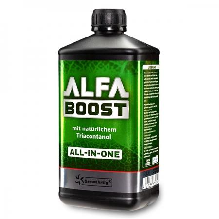 ALFA BOOST - 1000ml - Der All-In-One Booster