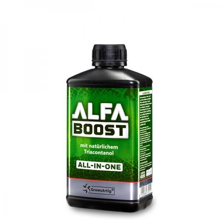 ALFA BOOST - 500ml - Der All-In-One Booster