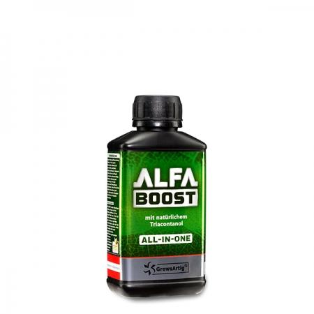 ALFA BOOST - 250ml - Der All-In-One Booster
