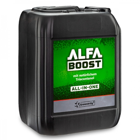 ALFA BOOST - 5L - Der All-In-One Booster